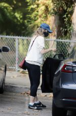 Rachel McAdams Out and about in LA