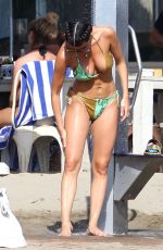 Rebecca Gormley Sizzled on the beaches of Spain