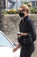 Rosie Huntinghton-Whiteley Leaving a gym in West Hollywood
