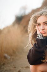 Sabrina Carpenter - The Laterals Photoshoot, August 2020