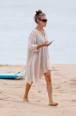 Sarah Jessica Parker Hits the beach in The Hamptons