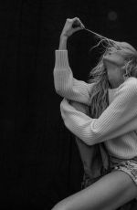 Stella Maxwell - Naked Cashmere, Fall 2020