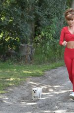 Summer Monteys-Fullam Goes for a run around the Canterbury countryside
