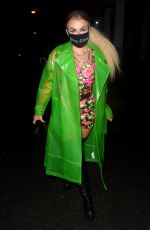 Tallia Storm Heads to Hotels.com Star Studded Drive In Cinema