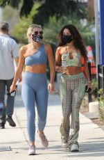 Vanessa Hudgens Heading to the gym in West Hollywood