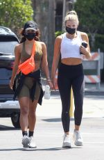 Vanessa Hudgens Leaving a workout in Los Angeles