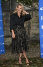 "Virginie Efira Attends the ""Adieu Les Cons ""Photocall at 13th Angouleme French-Speaking Film Festival"