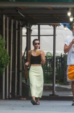Zoe Kravitz Out and about with Karl Glusman in New York City