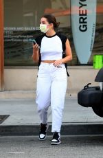 Addison Rae Leaves a dermatologist office in Beverly Hills