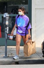 Addison Rae Spotted on a shopping spree with friends in Beverly Hills