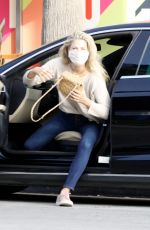 Ali Larter Out and about in Santa Monica