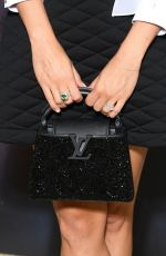 Alicia Vikander Attends the Louis Vuitton Stellar Jewelry Cocktail Event at Place Vendome