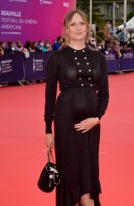 Ana Girardot At Opening Ceremony of the 46th Deauville American Film Festival