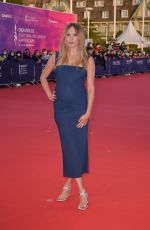 Ana Girardot Attending the screening of the movie The Professor And The Madman during the 46th Deauville American Film Festival