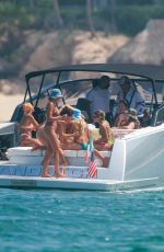 Anastasia Karanikolaou & Sofia Richie Celebrates her 22nd birthday with an epic geataway in Cabo San Lucas, Mexico