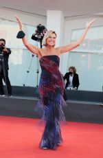 Anna Foglietta At Closing Ceremony, 77th Venice Film Festival, Italy