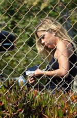 Ashley Benson Out in Malibu with a lucky bastard