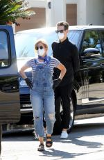 Ashley Tisdale House hunting in Los Angeles