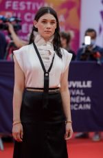 Astrid Berges Frisbey At Opening Ceremony of the 46th Deauville American Film Festival