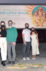 Aubrey Plaza At a screening of The Little Hours at Arclight