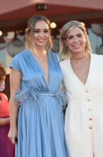 Camille Dugay At Closing Ceremony, 77th Venice Film Festival, Italy