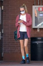 Cara Delevingne Out in Beverly Hills