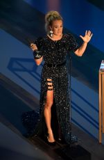 Carrie Underwood Onstage during the 55th Academy of Country Music Awards at the Grand Ole Opry in Nashville