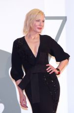 Cate Blanchett At Spy No Tsuma (Wife of a Spy) Premiere as part of the 77th Venice Film Festival