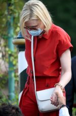 Cate Blanchett Attending an event at the 77th Venice Film Festival