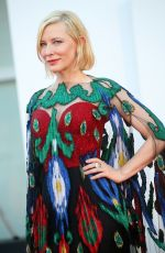 Cate Blanchett Attending the closing Ceremony of the 77th Venice Film Festival