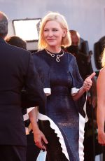 Cate Blanchett Attending the Opening Ceremony of the 77th Venice Film Festival in Venice, Italy