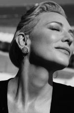 Cate Blanchett by Greg Williams Venice Festival 2020