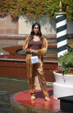 Cecilia Rodriguez At 77th Venice International Film Festival, Arrivals, Italy