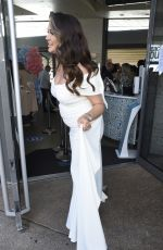 Charlotte Dawson At Baby Gender Reveal at the Beach House Bistro in Blackpool