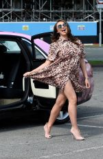 Charlotte Dawson With Missguided at McDonalds