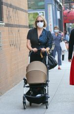 Chloe Sevigny Spotted out and about with her baby in New York
