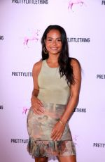 Christina Milian At PYT Headquarters in West Hollywood