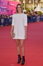 Christine Gautier At 46th Deauville American Film Festival, France