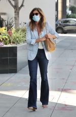 Cindy Crawford Heading to a hair salon in Beverly Hills