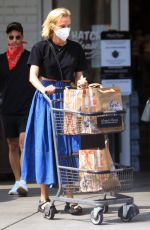 Diane Kruger Looks fashionably while out shopping in Los Angeles
