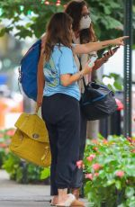 Drew Barrymore Spotted out and about in New York