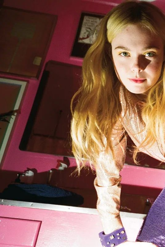 Elle Fanning - California Style & Culture Magazine by Gia Coppola - September 2020