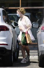 Elle Fanning Out Shopping in Los Angeles