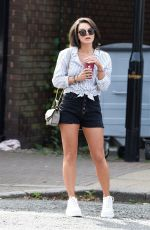 Faye Brookes Pictured at Terrence Paul in Cheshire
