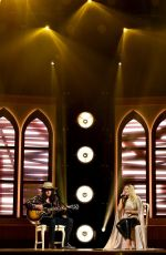 Gabby Barrett At 55th Academy of Country Music Awards at Ryman Auditorium in Nashville