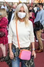 Gaby Roslin At Press Night for Sleepless at the Troubadour Wembley Park Theatre, London