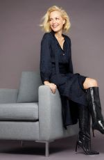 Gillian Anderson for Dune london Autumn/Winter 2020 With Gillian Anderson