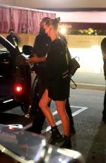 Hailey Bieber & Justin Bieber Spotted at Matsuhisa for dinner in Beverly Hills