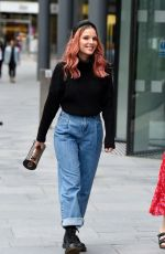 Helen Flanagan Out in Manchester