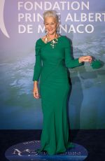 Helen Mirren At Monte-Carlo Gala For Planetary Health in Monaco